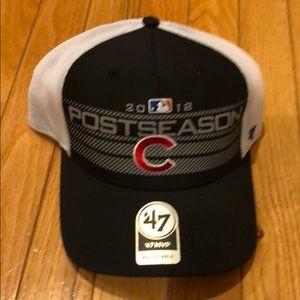 MLB Accessories - Chicago Cubs Postseason Hat c20924e5f4c
